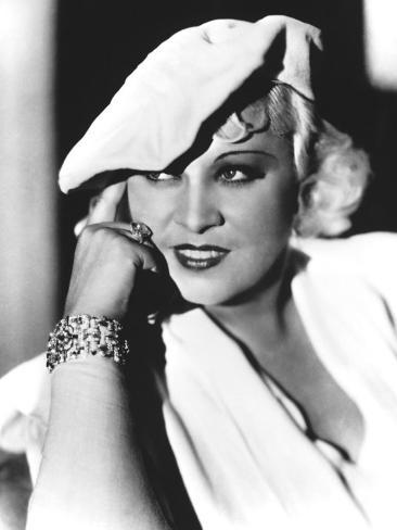 Mae West, Mid 1930s Photo