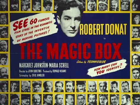 Magic Box (The) Art Print