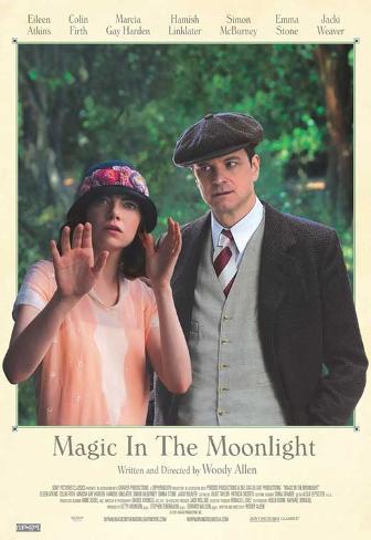 Magic In The Moonlight Masterprint