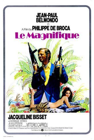 Magnifique, Le Poster