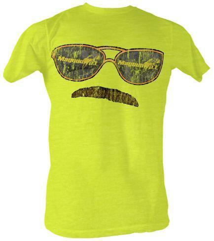 Magnum Pi - Da Glasses T-Shirt