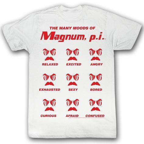 Magnum Pi - Oh Yeah T-Shirt