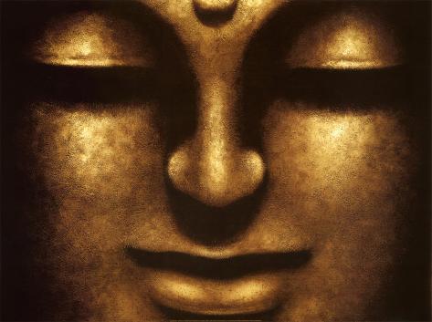 Bodhisattva Konstprint