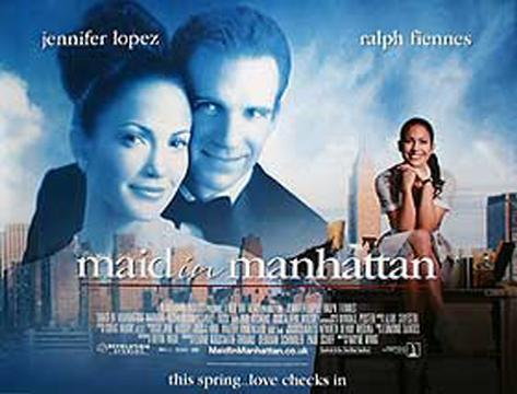 Maid In Manhattan Original Poster