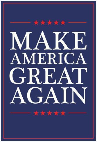 make america great again poster at allposters com