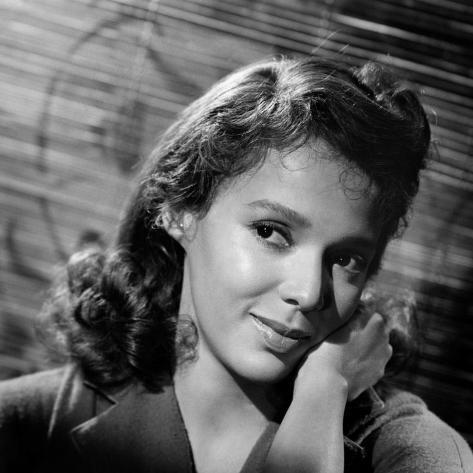 Malaga, Dorothy Dandridge, 1960 Photo