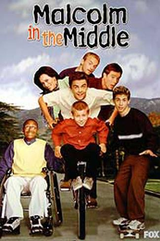 Malcolm In The Middle Original Poster