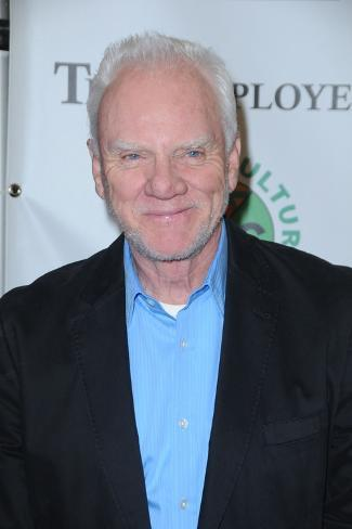 Malcolm McDowell at arrivals for Screening of THE EMPLOYER, Regent Showcase Theatre, West … Photo