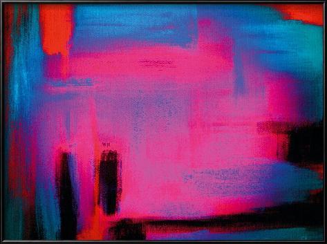 Hot Spot Framed Giclee Print