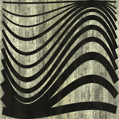 Deco I Art Print