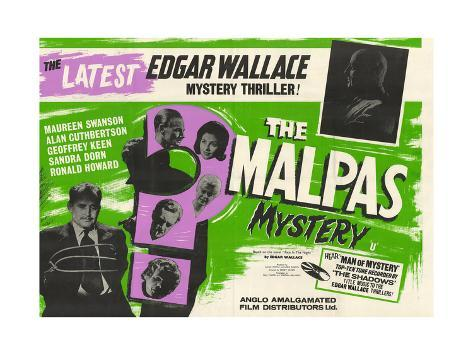 Malpas Mystery (The) Art Print