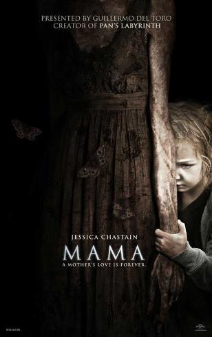 Mama Movie Poster Masterprint