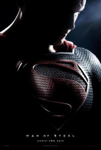 Man Of Steel Henry Cavill Amy Adams Movie Poster