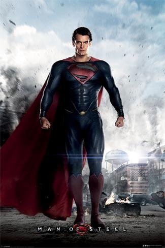 Man of Steel - Hope Poster