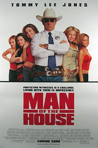 Man Of The House Original Poster