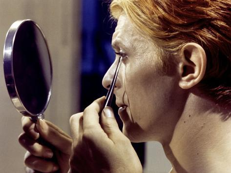 Man Who Fell to Earth, David Bowie, 1976 写真