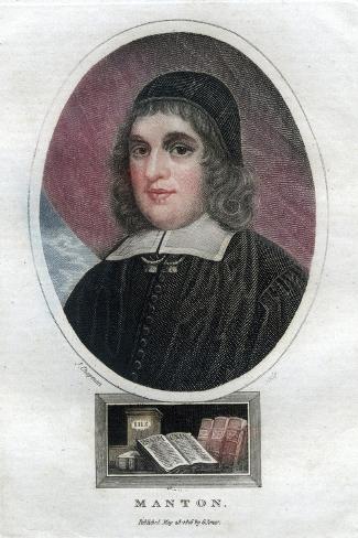 Manton, 1816 Lámina giclée