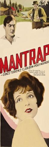 Mantrap Art Print