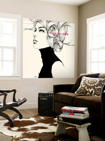 All the sky I need Wall Mural