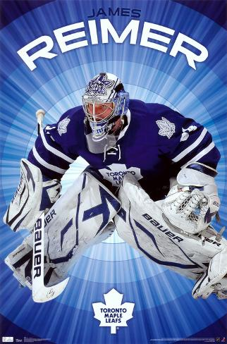 Maple Leafs - J Reimer 2011 Poster
