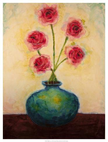Big Blue Vase Giclee Print