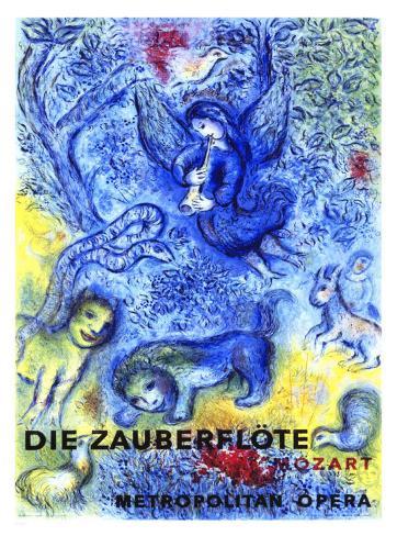 The Magic Flute Giclee Print