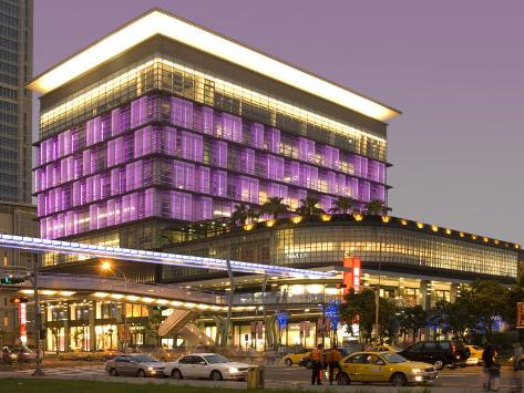 Shin Kong Mitsukoshi Department Store, Building A4, New Life Square, Xinyi, Taipei, Taiwan Otro