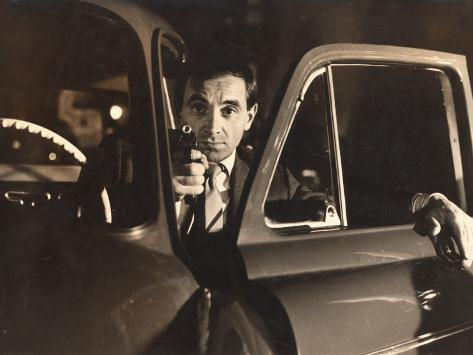 Charles Aznavour: Horace 62, 1962 Fotoprint