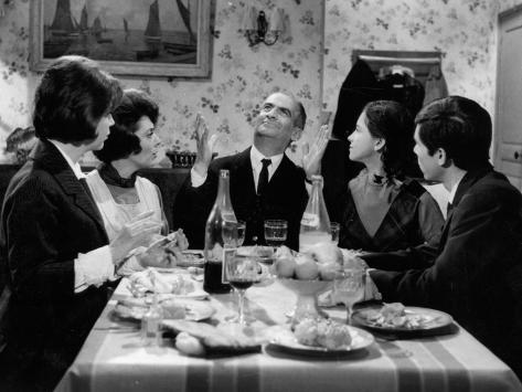 Louis de Funès: Faites Sauter La Banque !, 1963 Stampa fotografica
