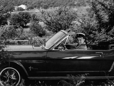 Louis de Funès: Le Gendarme de Saint-Tropez, 1964 Photographic Print