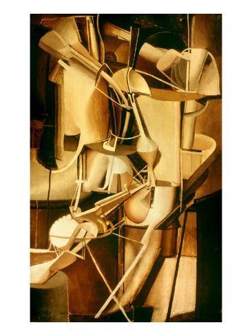 Duchamp: Mari?E, 1912 Giclee Print