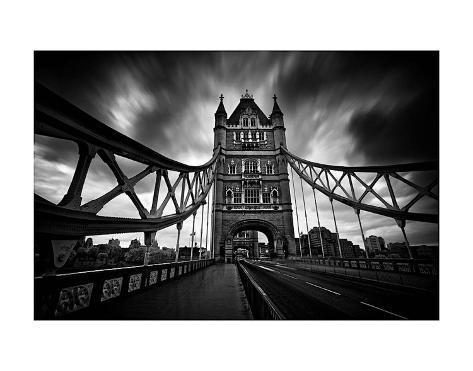 London Tower Bridge Art Print