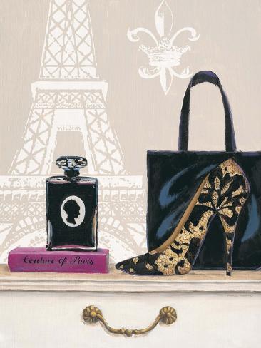 Fabulous Paris Art Print