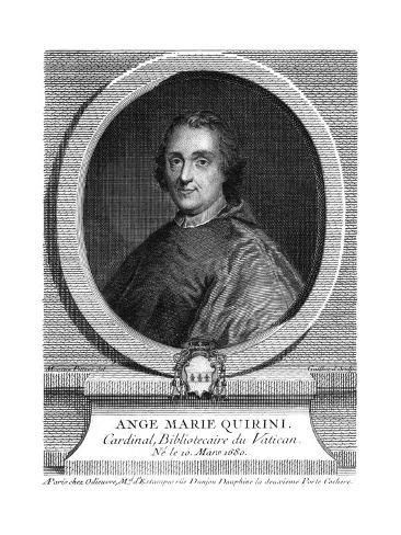 Ange Marie Quirini Giclee Print