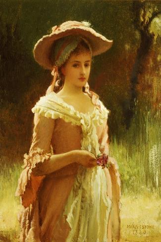Olivia, 1880 Giclee Print