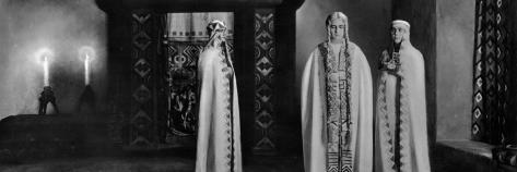Margarete Schön: Die Nibelungen: Siegfried, 1924 Stretched Canvas Print