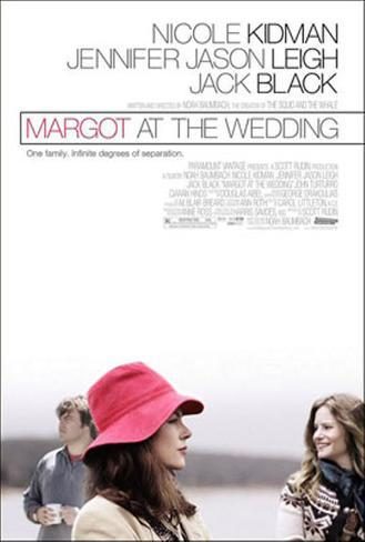 Margot At The Wedding Double-sided poster