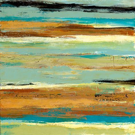 Terra Firma I Art Print