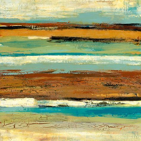 Terra Firma II Art Print