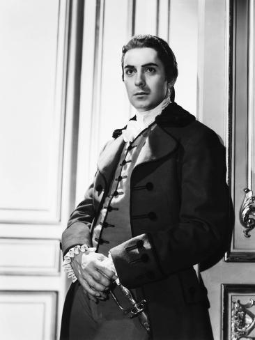 Marie Antoinette, Tyrone Power, 1938 Foto