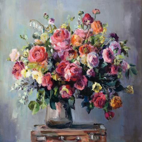 Abundant Bouquet Art Print