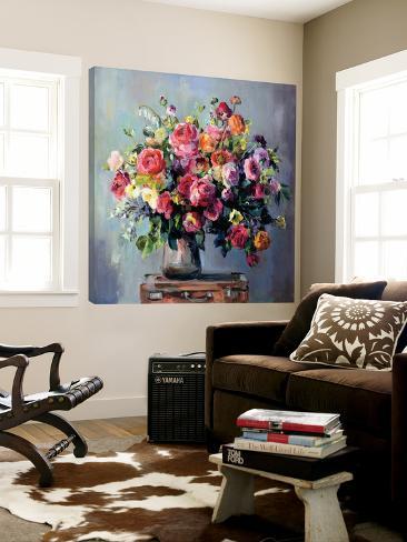 Abundant Bouquet Loft Art