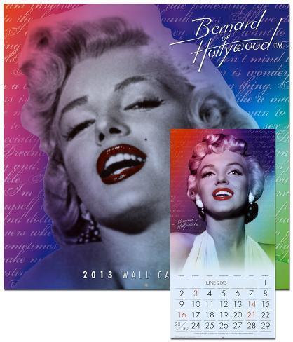 Marilyn Monroe - 2013 Calendar Calendars