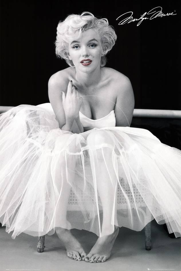 Marilyn Monroe-Ballerina Photo at AllPosters.com