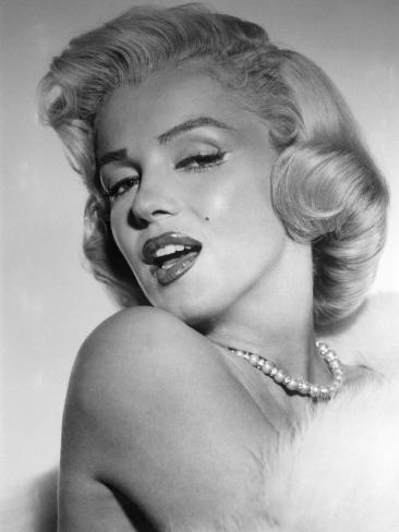 Marilyn Monroe, Mid 1950s Fotografía en AllPosters.es