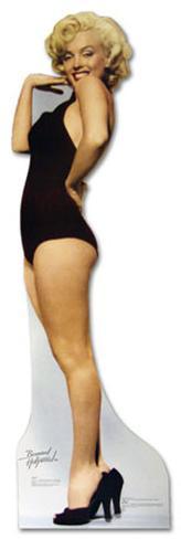 Marilyn Monroe Sagomedi cartone