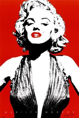 Marilyn Monroe Print - at AllPosters.com.au