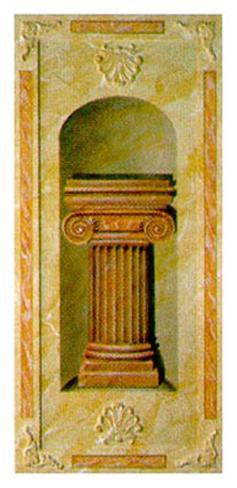 Capital II Art Print