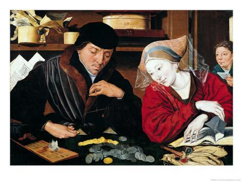 The Tax Collector Giclee Print