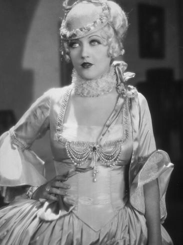 Marion Davies: Show People, 1928 写真プリント